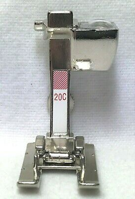 £20 • Buy Bernina Open Embroidery Foot With Sensor - No 20c - For 9mm Sewing Machines