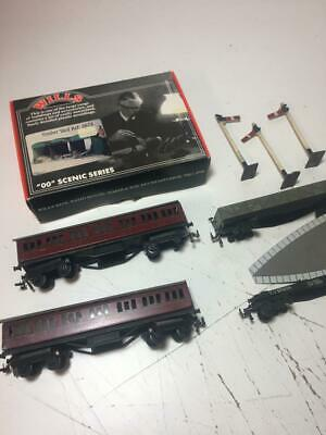 £9.99 • Buy TTR Trix Trains Triang OO Job Lot See Photos For Spares Or Repair