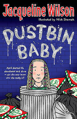 £4.99 • Buy NEW, Dustbin Baby By Jacqueline Wilson (Paperback) Book