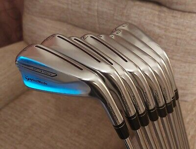 £650 • Buy Taylormade P790 Irons 4 -AW (8 Irons) Stiff KBS Tour 120 Flighted