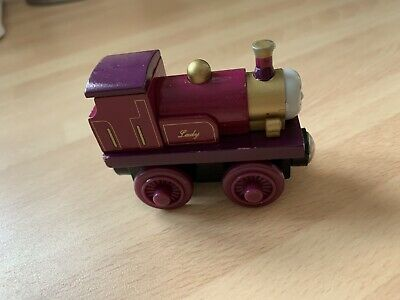 £9 • Buy Thomas The Tank Engine & Friends Wooden Train - LADY - LEARNING CURVE/BRIO