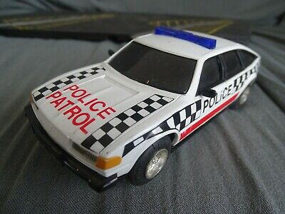 £4.46 • Buy Scalextric C362 Type 1 Rover 3500 Police Patrol-100% Intact-blue Roof Light '85
