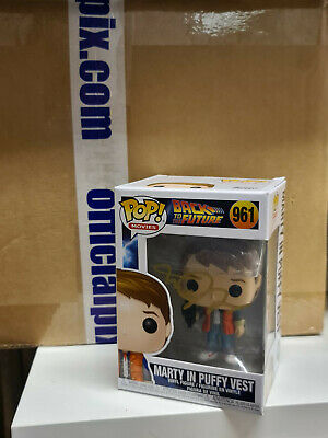 £29 • Buy 🔥 Michael J Fox Signed Marty McFly Back To The Future 961 Funko NEW🔥🔥