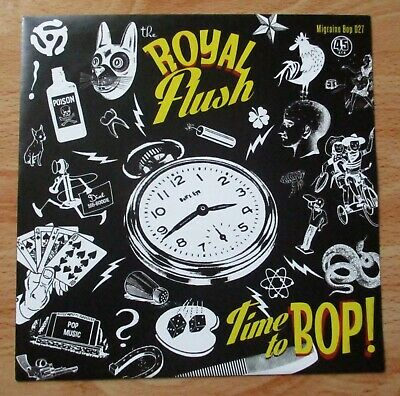 £6.99 • Buy The Royal Flush - Time To Bop ! (2017) Migraine Records MR45-027