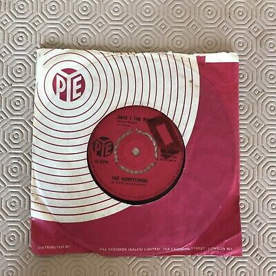 £2.99 • Buy The Honeycombs - Have I The Right? - Original Single 1964