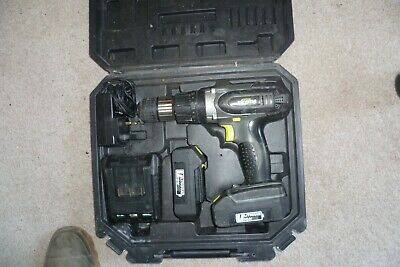 £25 • Buy Challenge Xtreme Cordless Hammer Drill  USED Reduced Start Price