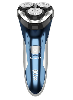 View Details SweetLF 4D Electric Shaver Men Cordless Razor Wet & Dry Use Rechargeable • 49.99£