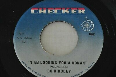 £3.66 • Buy I Am Looking For A Woman By Bo Diddley On 45rpm Chess Records