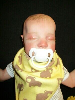 £60 • Buy Reborn Doll 16 Inches With Painted Hair John