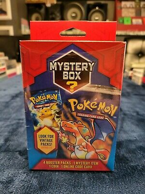 $81 • Buy Pokemon Mystery Box Vintage Packs Seeded 1:5 Cards Boxes Sealed NEW Walgreens