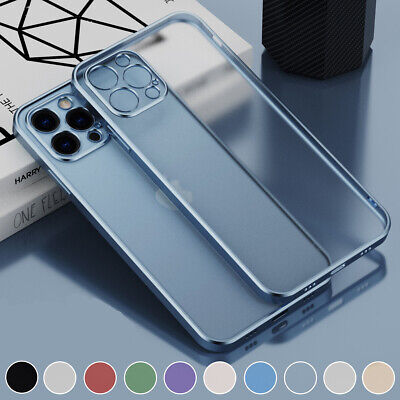AU10.99 • Buy For IPhone 13 12 Mini 11 Pro Max XS XR 7 8 Plus Case Luxury Plating Soft Cover