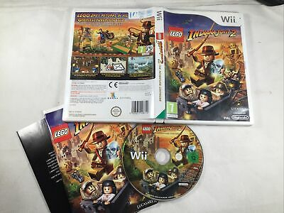 £6.99 • Buy LEGO Indiana Jones 2: The Adventure Continues Wii Game