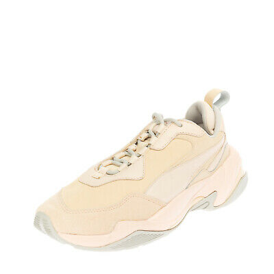 AU20.67 • Buy RRP €105 PUMA THUNDER DESERT Leather Sneakers Size 37 UK 4 US 6.5 Thick Sole