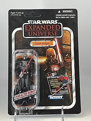 £50.93 • Buy Star Wars The Vintage Collection Darth Malgus VC96 Expanded Universe Unpunched.