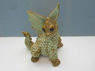 £39.95 • Buy Yare Designs Ltd, Made In England, Vintage Pottery (Good Luck)  Dragon