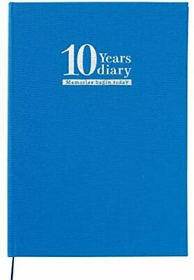 £41.89 • Buy 10-year Diary That Can Be Started At Any Time