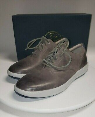 £51.16 • Buy Sperry Mens Top-Sider Gold Cup Richfield LTT Sneaker Grey Leather US 10 NEW