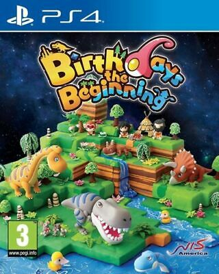 AU38.18 • Buy Birthdays The Beginning Playstation 4 PS4 EXCELLENT Condition FAST Dispatch KIDS