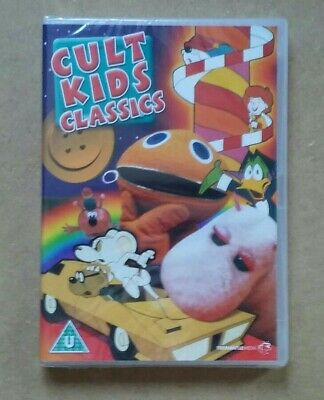£7.99 • Buy Cult Kids Classics - Six Animated Children's Favourites (DVD) NEW & SEALED