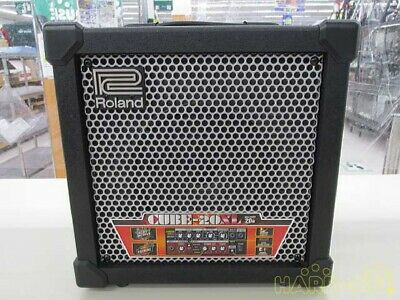 AU280.94 • Buy Roland CUBE20XL Guitar Amplifier Free Shipping Arrive Quickly From Japan