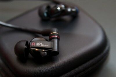 AU331.54 • Buy SONY MDR-EX800ST Canal Type In-ear Headphones NEW