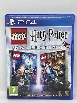 AU25.73 • Buy Lego Harry Potter PS4 Kids Game PlayStation 4 Years 1-4 5-7