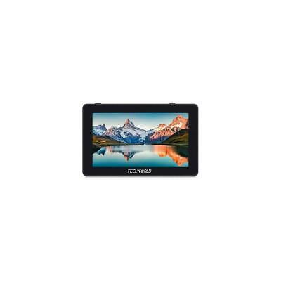 AU268.03 • Buy PERWIN Feelworld F6 PLUS 5.5  Full HD IPS HDMI On-Camera Touch LED Monitor, 4K S