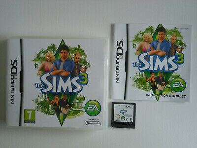 £14.98 • Buy THE SIMS 3 * NINTENDO DS / LITE / DSi . 100% GENUINE Games Sold Here