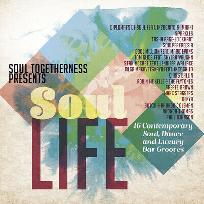 £11.55 • Buy Various Artists : Soul Togetherness Presents Soul Life CD (2015) ***NEW***