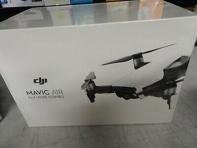 AU819.29 • Buy DJI Mavic Air Fly More Combo Quadcopter Drone - Arctic White *NEW, SEALED!* 172