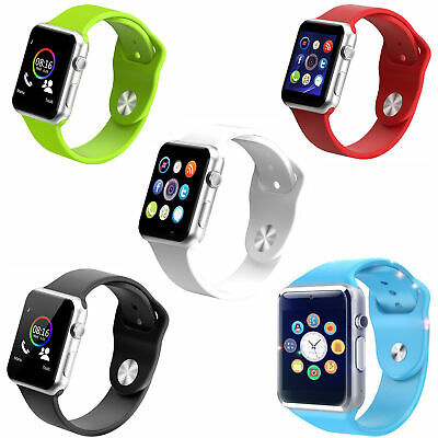 AU24.41 • Buy Kids Smart Watch Phone Bluetooth Moman Sport Phone For Android Samsung Universal