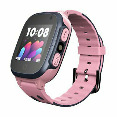 AU24.66 • Buy Kids Anti-lost Baby Safe GPS Tracker SOS Call GSM Smart Watch For Android IOS