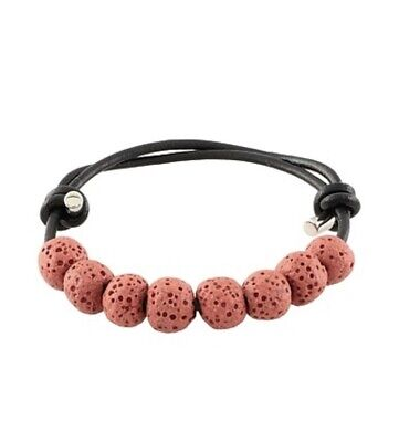 £29.99 • Buy Calvin Klein Soulful Brown Bead Bracelet M/c New With Tags Rrp £55