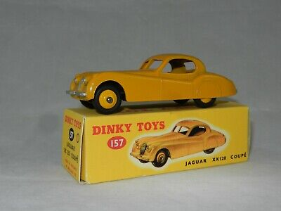 £18.15 • Buy 157 Dinky Jaguar XK120 Coupe With Box Very Good Condition