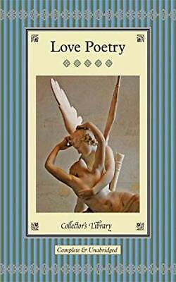 £4.99 • Buy Love Poetry (Collector's Library) By Mitchell, Juliet Book The Cheap Fast Free