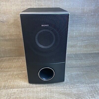 £20.25 • Buy Sony SS-WS74 Passive Subwoofer For Home Theater System - Works Great