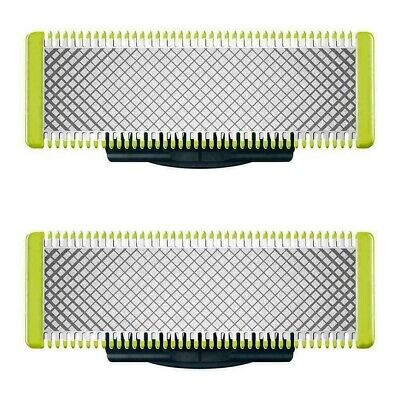 AU24.23 • Buy Stainless Steel Replacement Blades For Philips Norelco OneBlade Electric Shavers