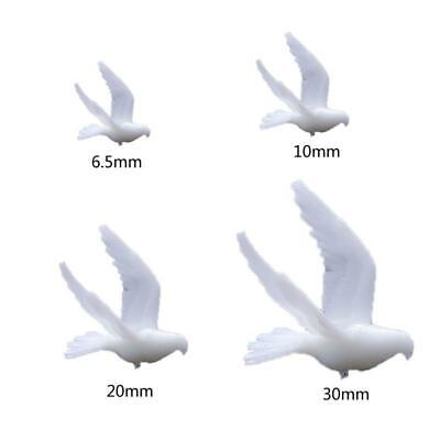 £3.12 • Buy 5Pcs Silicone Dove Of Peace Model Resin Mold Landspace Resin Jewelry Fillings