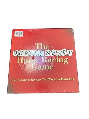 £3.70 • Buy The Really Nasty Horse Racing Game