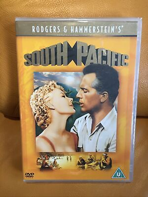 £3.49 • Buy South Pacific (DVD)  Rodgers And Hammerstein Musical 1958, New & Sealed
