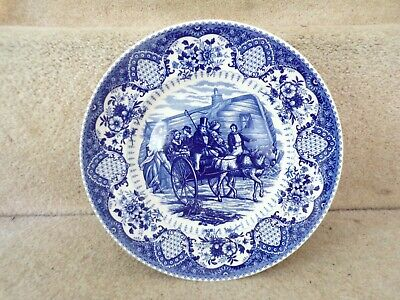 £1 • Buy Wedgwood Queen's Ware Plate - Charles Dickens Collection : David Copperfield 9