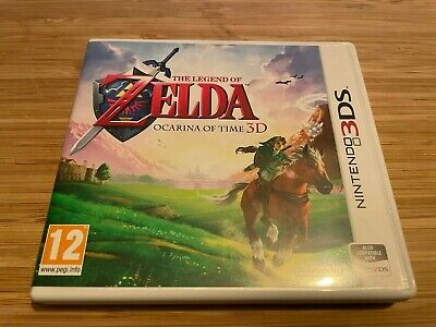 AU14.84 • Buy The Legend Of Zelda Ocarina Of Time 3D - 3ds And 2ds - Perfect Condition - Boxed