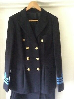 £250 • Buy Repro 1940's WW2 Royal Navy WRNS First Officer Uniform