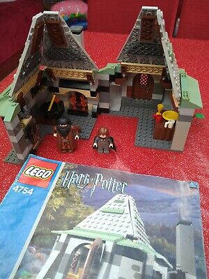 £14.99 • Buy Lego Harry Potter Set 4754 Hagrids Hut Instructions And All Pieces No Box