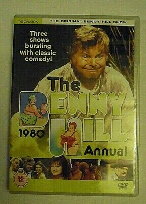 £4.29 • Buy Benny Hill: The Benny Hill Annual 1980 DVD (2008) Benny Hill Cert 12