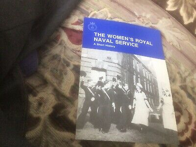 £2 • Buy 1987 Womens Woman Royal Navy Naval Welcome Onboard Aboard Leaflet Wrns Wrens