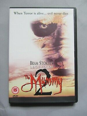 £0.99 • Buy DVD Film 'Legend Of The Mummy 2' Horror Film, Year 2000 Boxed VG Condition