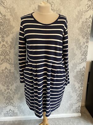 £10 • Buy Joules 20 Jumper Dress Long Autumn Winter Smart Tunic Top Great With Boots