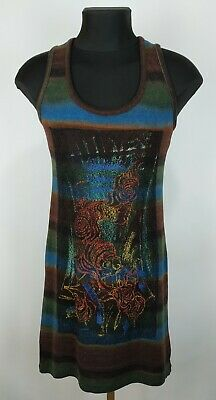 AU45.99 • Buy Save The Queen Womens Wool Blend Knit Sleeveless Dress Size XL