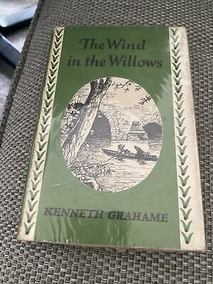 £0.99 • Buy 1967 The Wind In The Willows - Kenneth Grahame(E. H. Shepard) Methuen